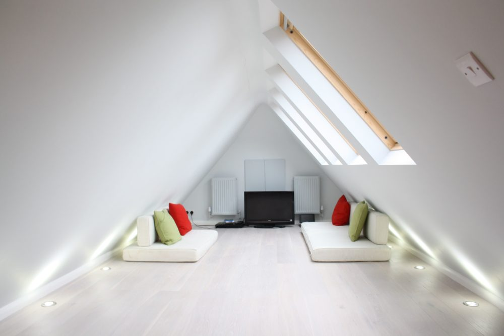 high quality attic conversions in Ballsbridge